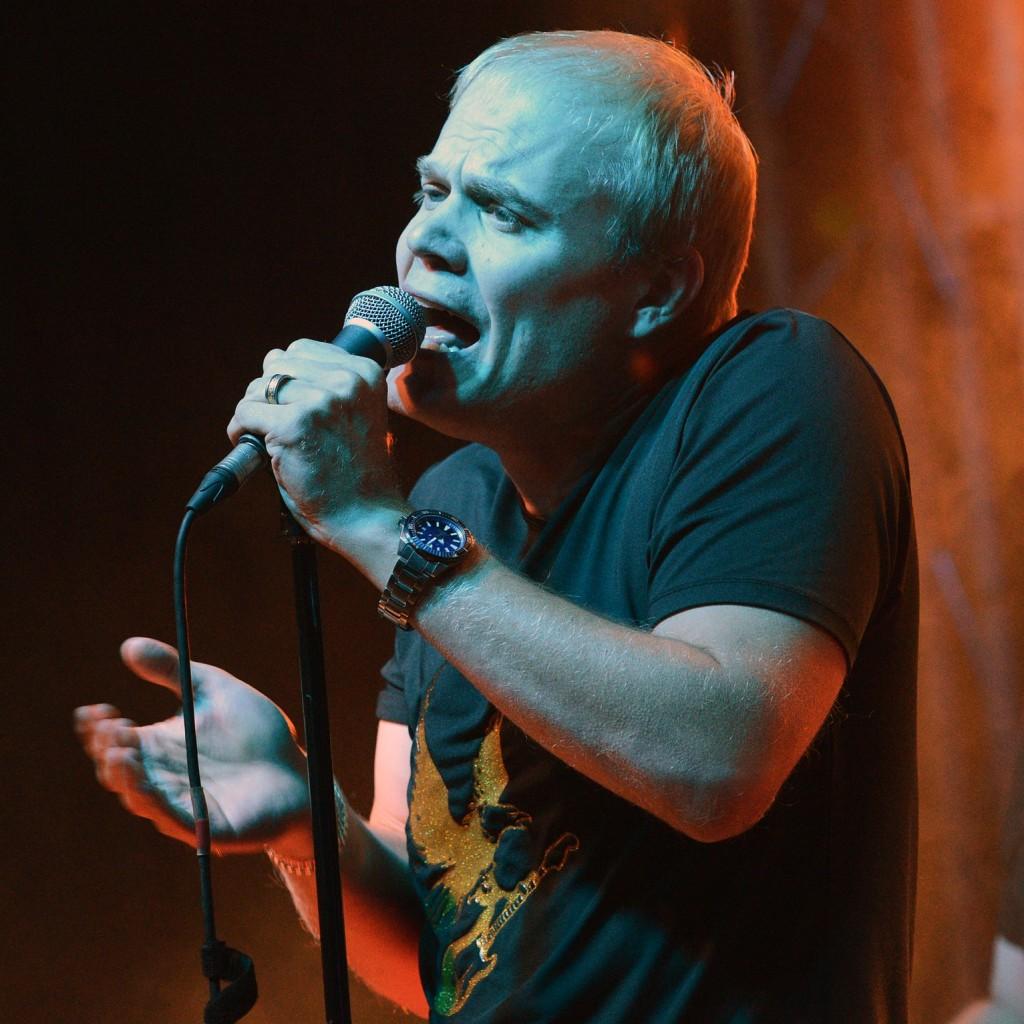 aliaseye - Sänger Philip Griffiths